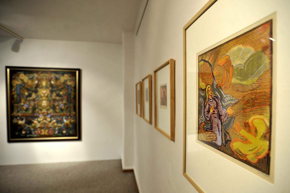 Výstava Josef Váchal - mystik neukázněný