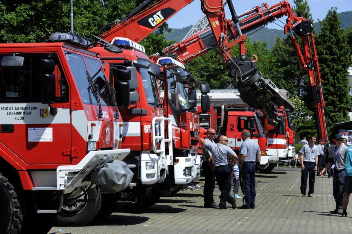 Dobrovolní hasiči slaví 150 let
