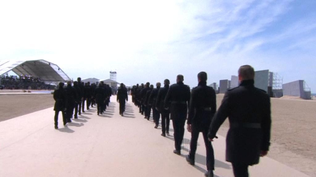 Oslavy Dne D v Normandii