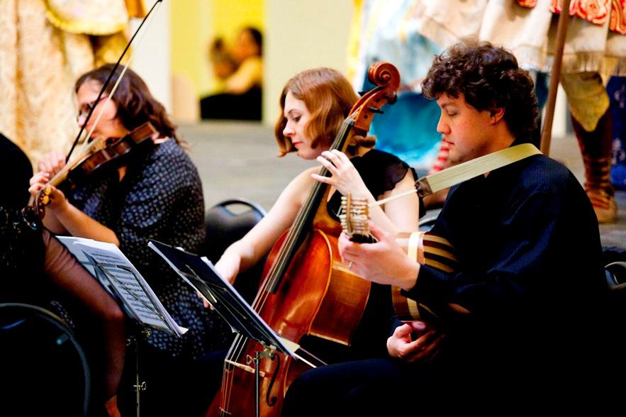 Barokní soubor Hof-Musici