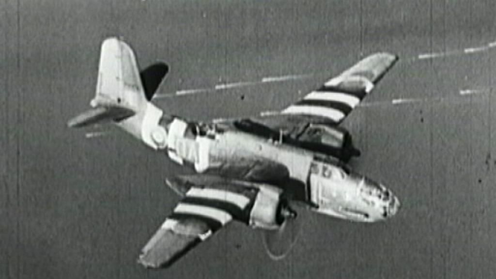 Letadlo, se kterým létal Mauric Mallinoff