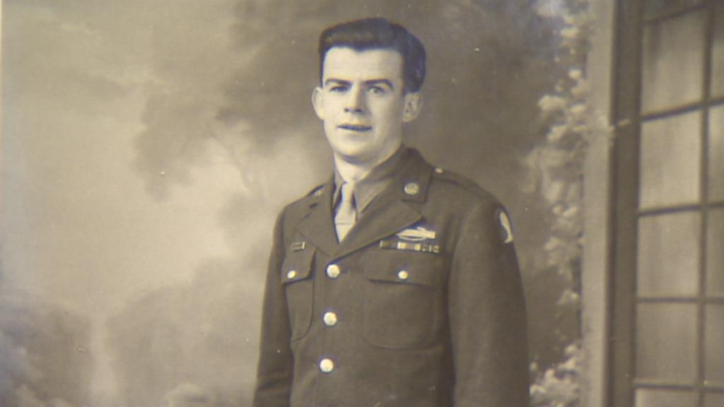 Maurice Mallinoff na dobové fotografii