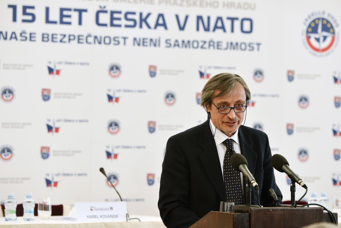 Ministr obrany Martin Stropnický (ANO)