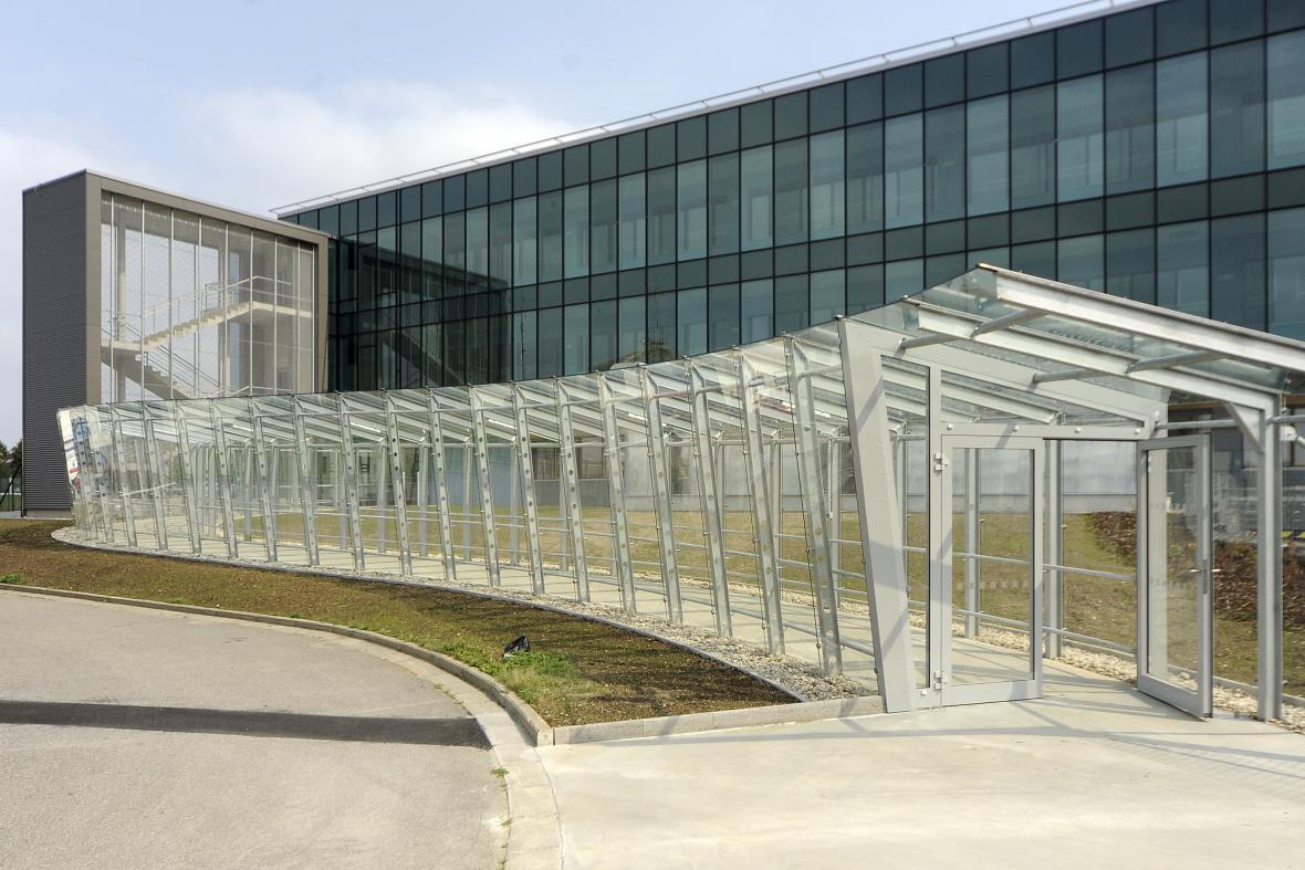 Urgentní příjem jihlavské nemocnice