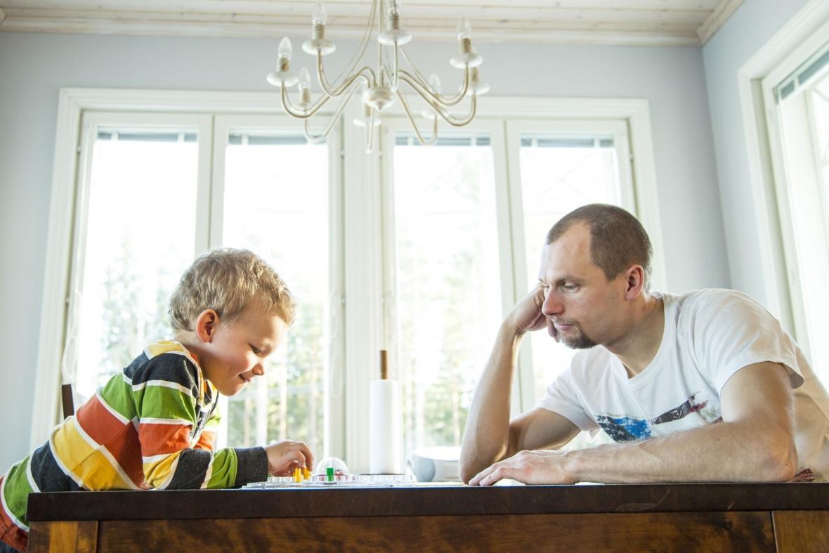Otec a dítě