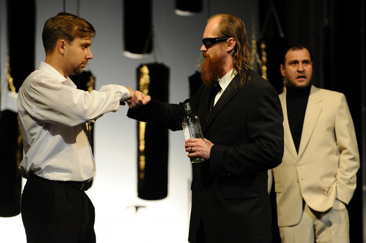 Divadelní představení Loupežníci