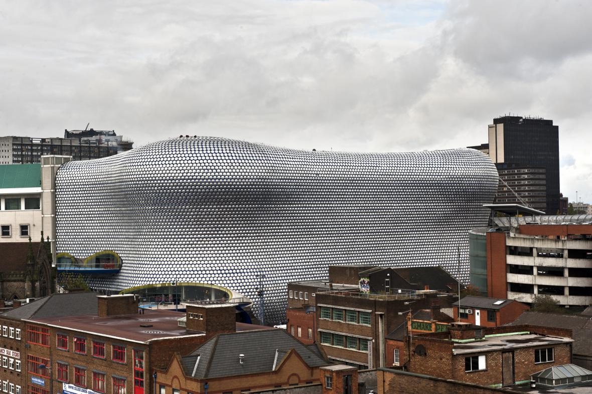 Selfridges v Birminghamu
