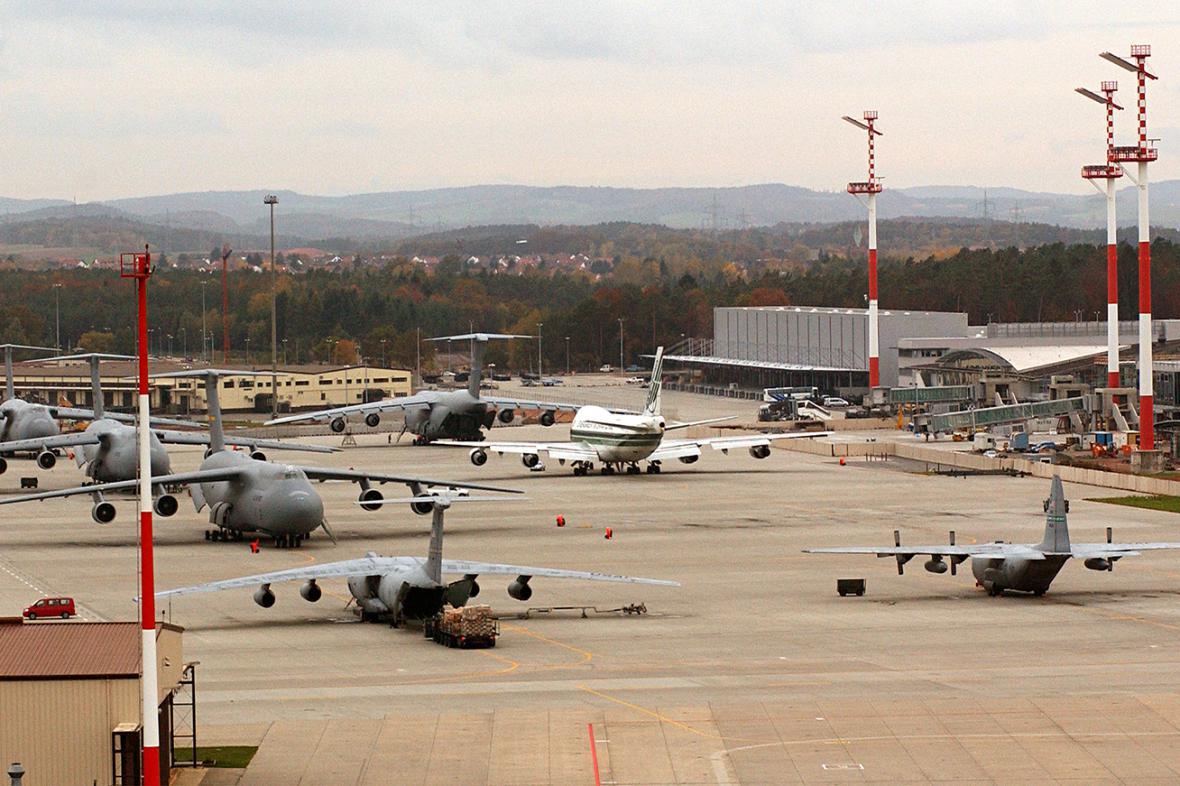 Letecká základna Ramstein