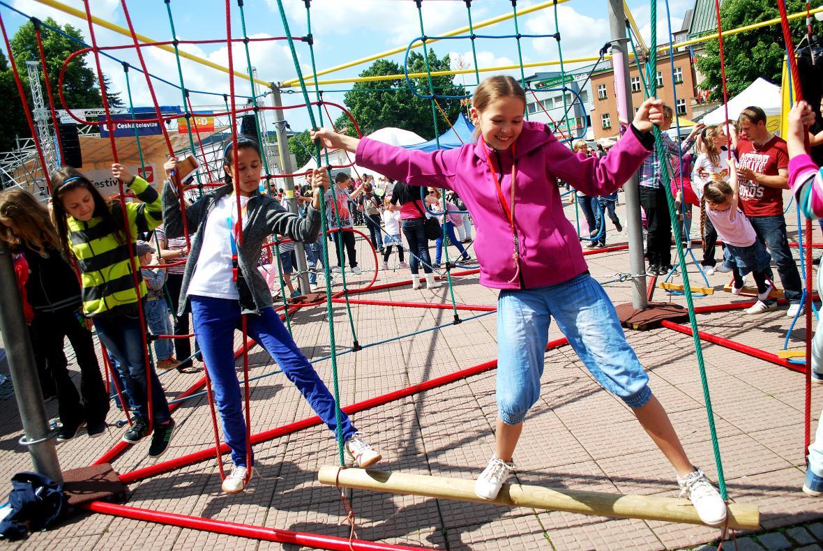 Den pro děti s Českou televizí