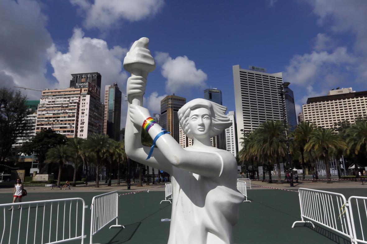 Od potlačení protestů na náměstí Tchien-an-men uplynulo 25 let