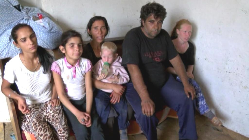 Mariina biologická rodina žije v Bulharsku