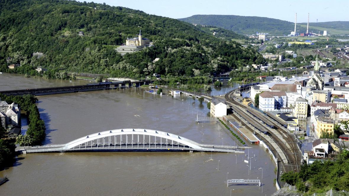 Ústí nad Labem, Benešův most