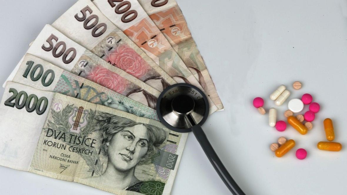Finance ve zdravotnictví