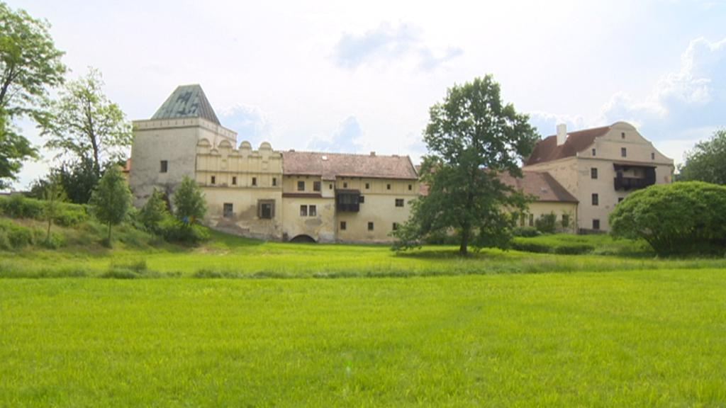 Opuštěné domy v pardubickém Příhradku