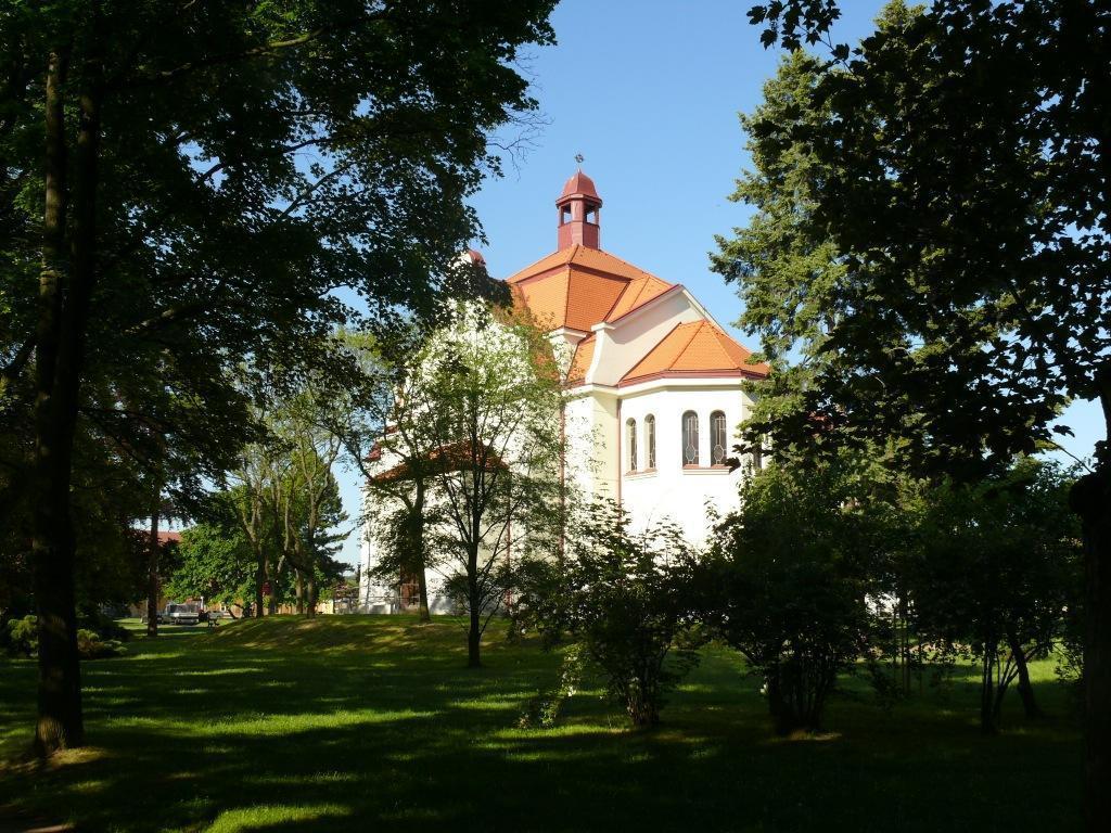 Multicentrum v Horních Beřkovicích