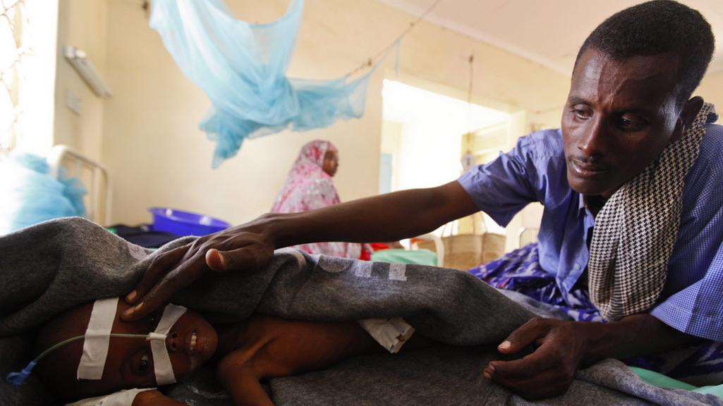 Nemocnice v Keni