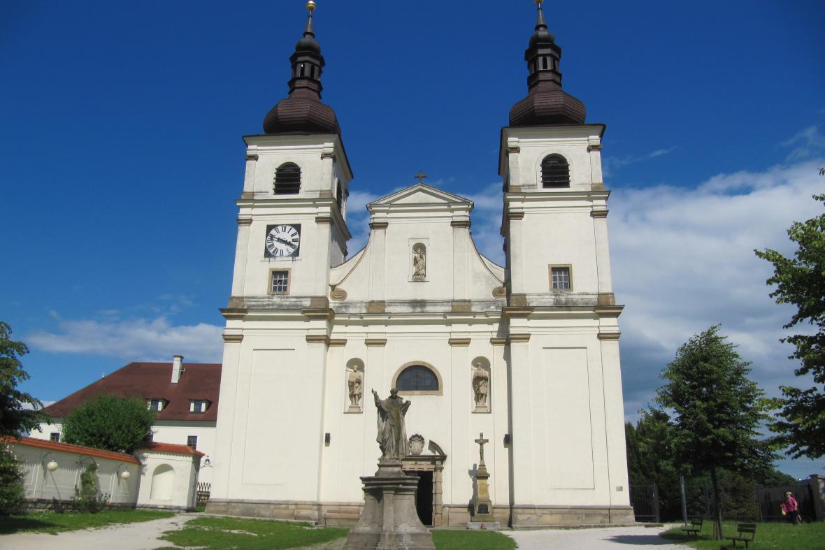 Dominikánský klášter v Uherském Brodu