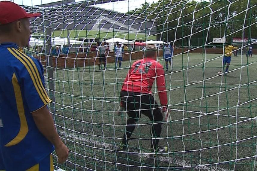 Mezinárodní turnaj nevidomých futsalistů
