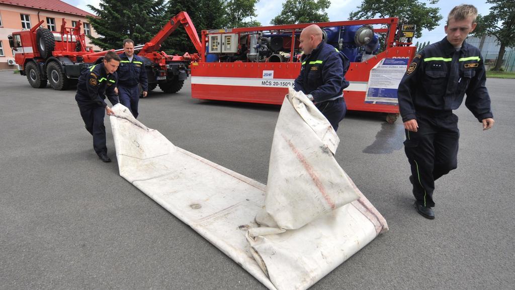 Hasiči ze Zbirohu a Hlučína ukončili srbskou misi
