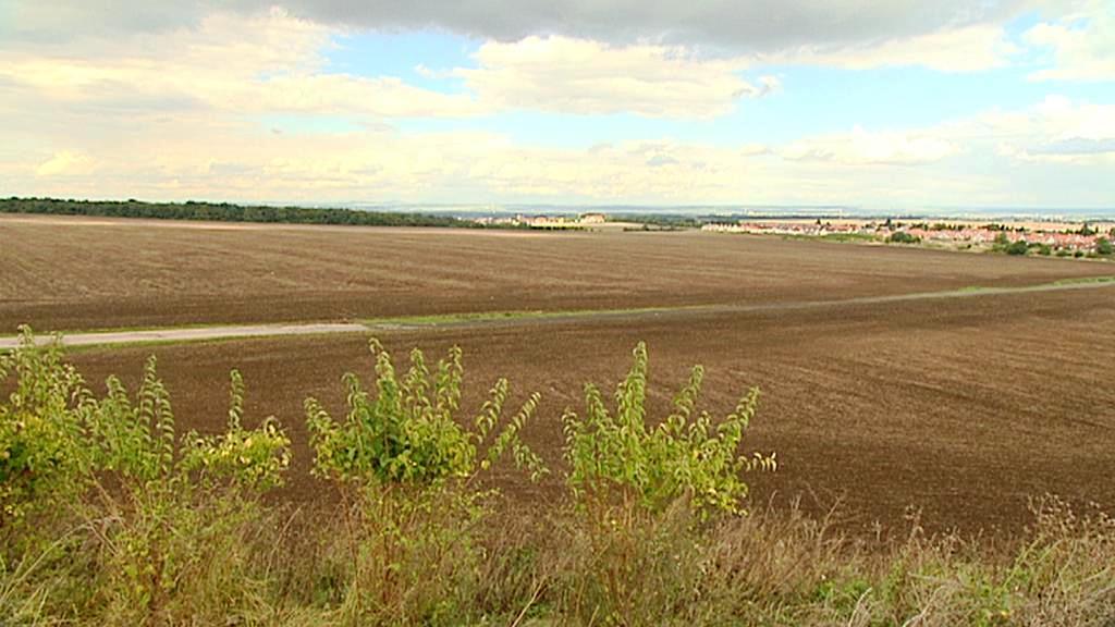 Pozemky u Březiněvsi
