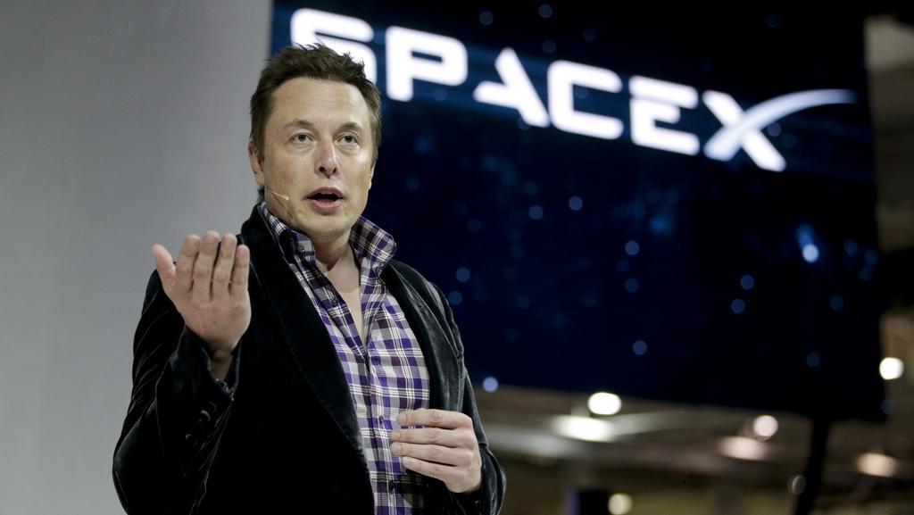Šéf společnosti SpaceX Elon Musk