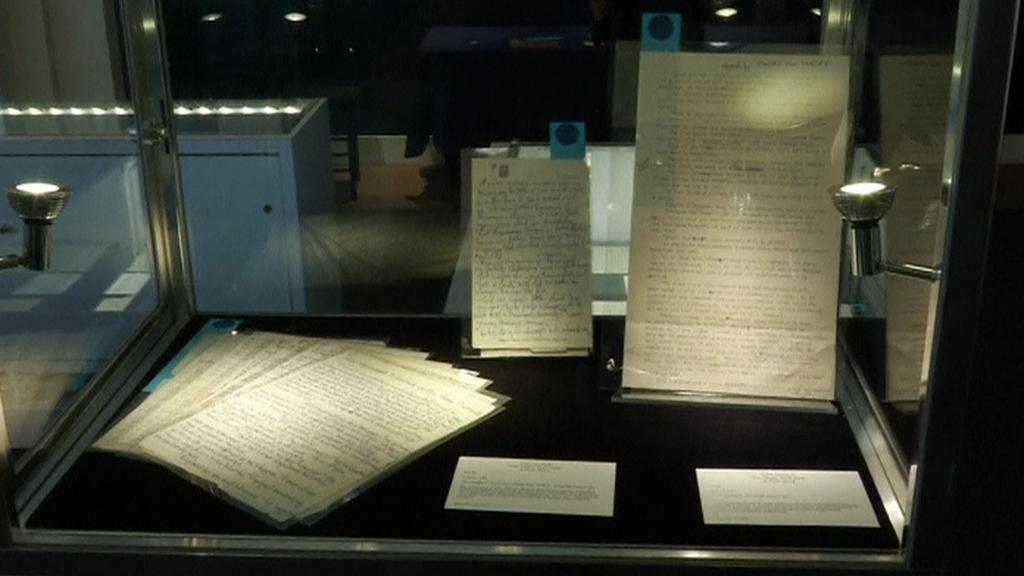 Rukopisy Johna Lennona
