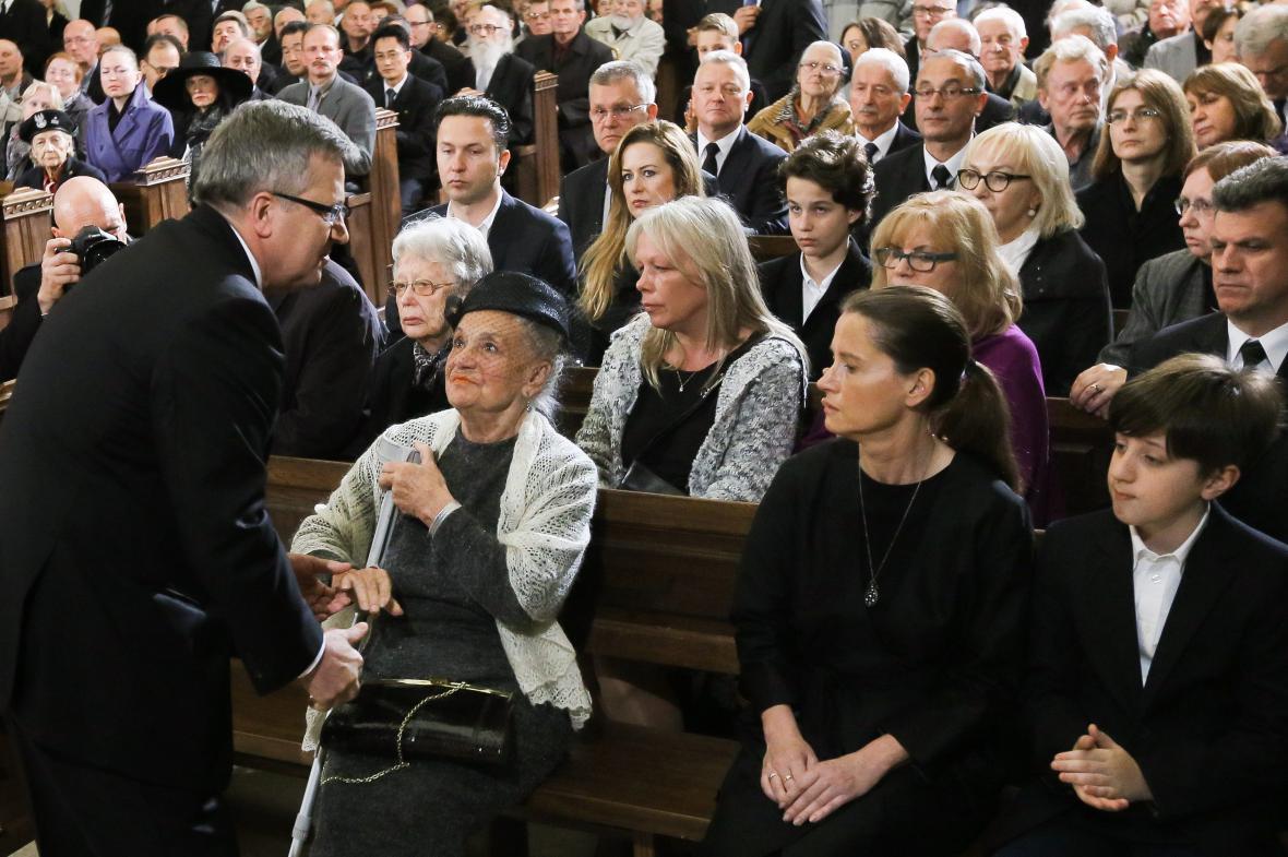 Pohřeb Jaruzelského