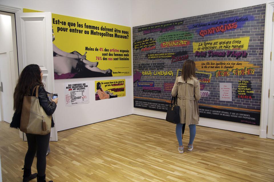 Výstava Girl, již dal dohromady Pharrell Williams