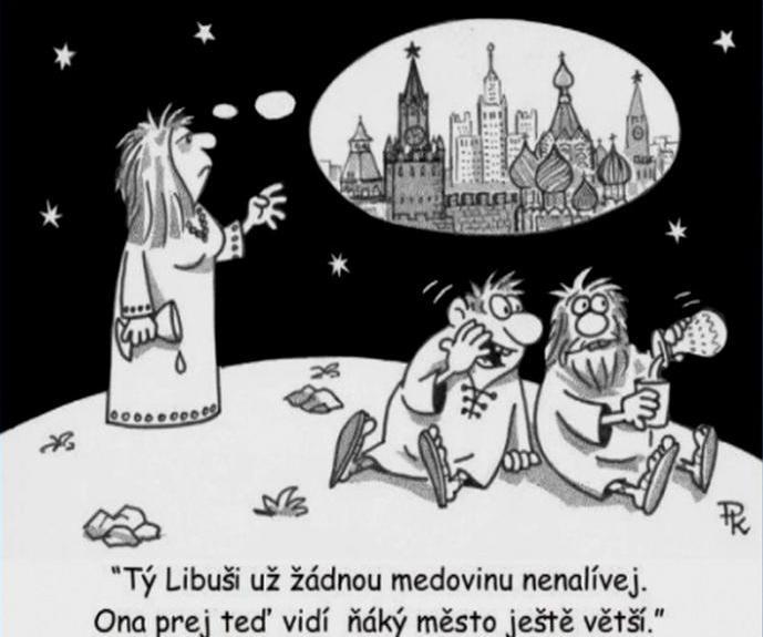 Historické okamžiky Pavla Kantorka