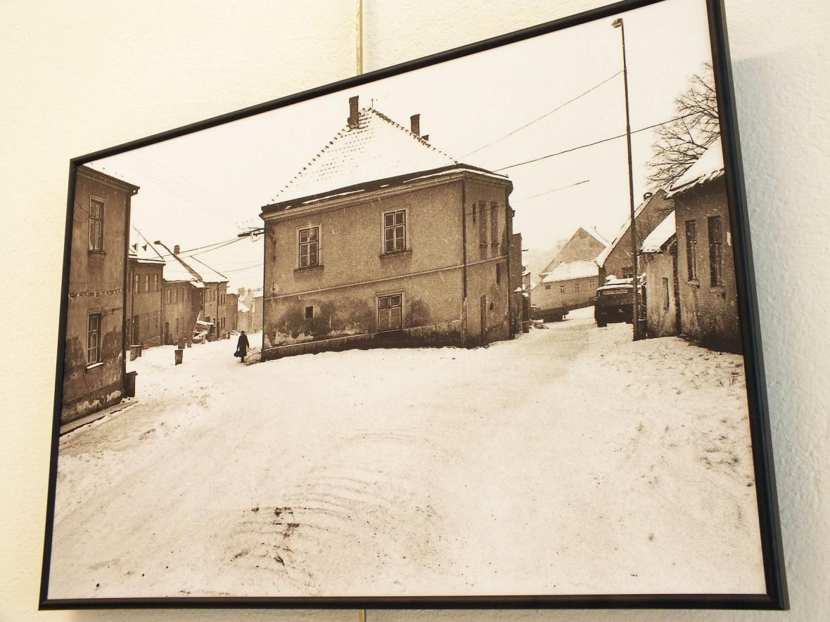 Z výstavy v Galerii Otakara Kubína v Boskovicích