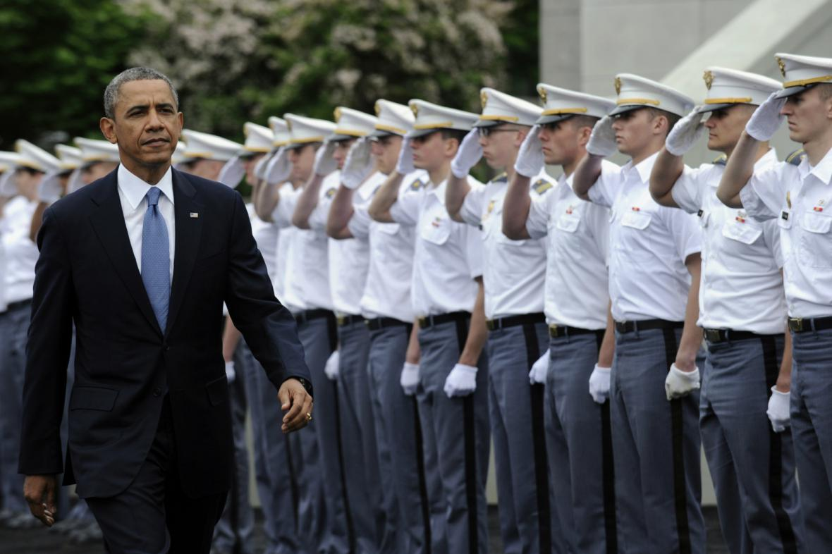 Obama ve West Pointu