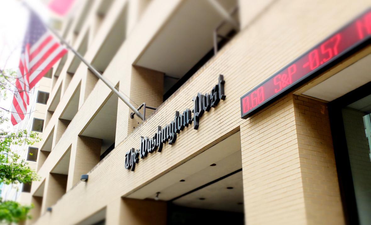 Centrála Washington Post