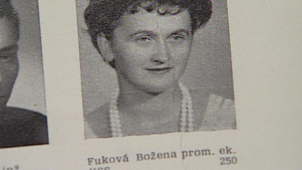 Božena Fuková