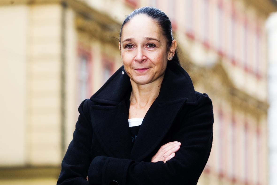 Miloslava Pošvářová