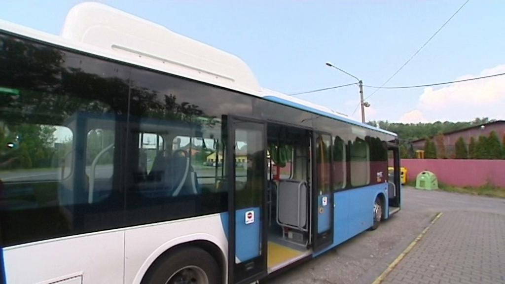 Nový elektrobus na testech v DPO