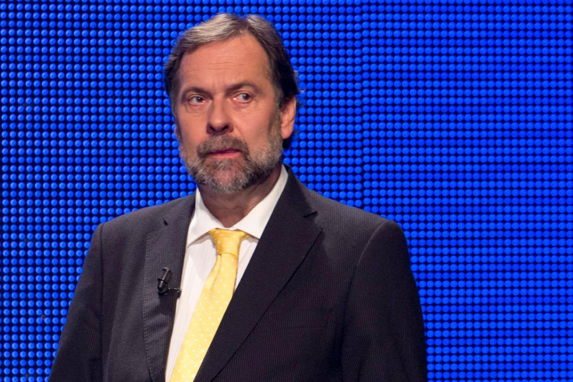 Lídr evropské kandidátky Věcí veřejných Radek John