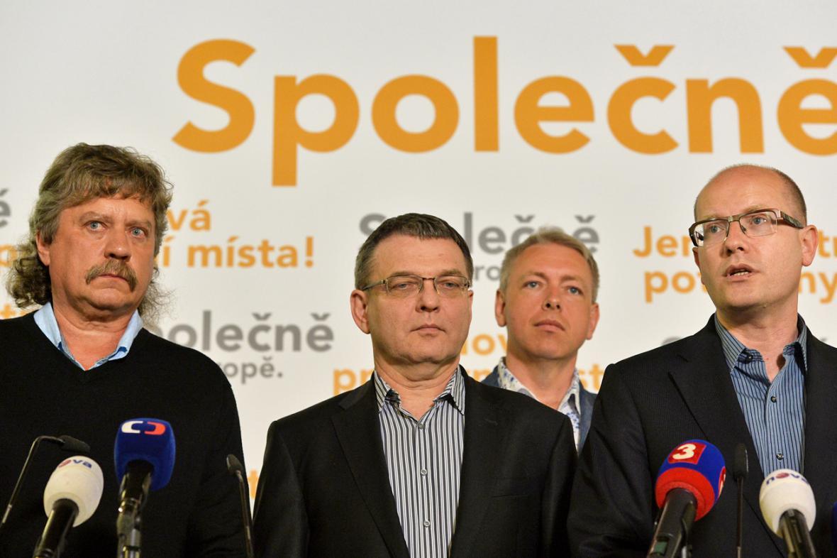ČSSD po eurovolbách