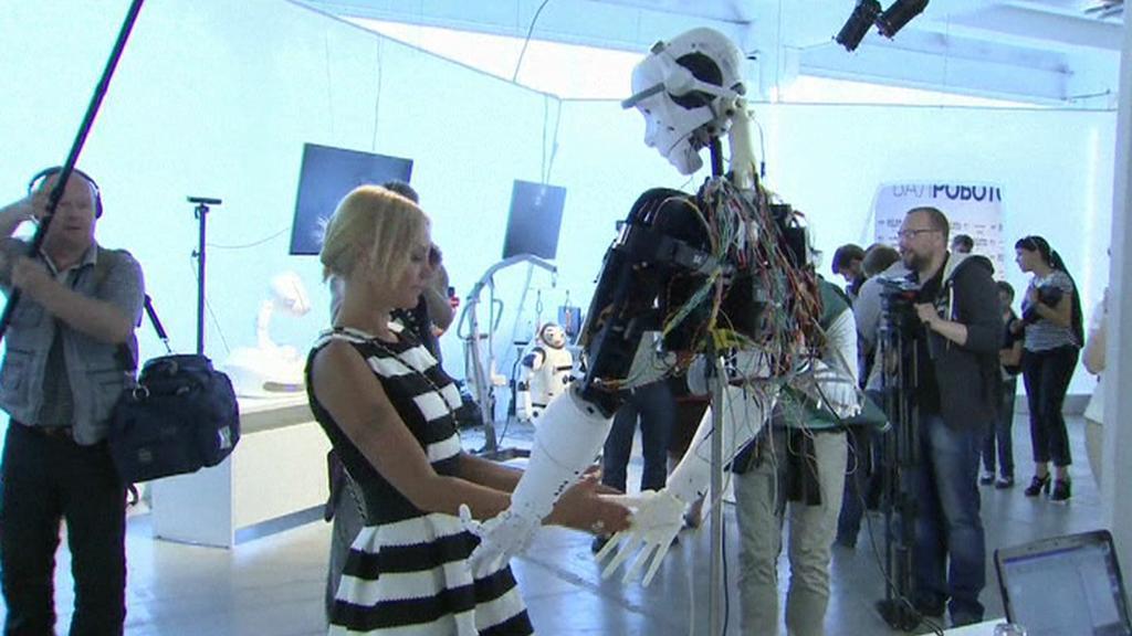 Ples robotů