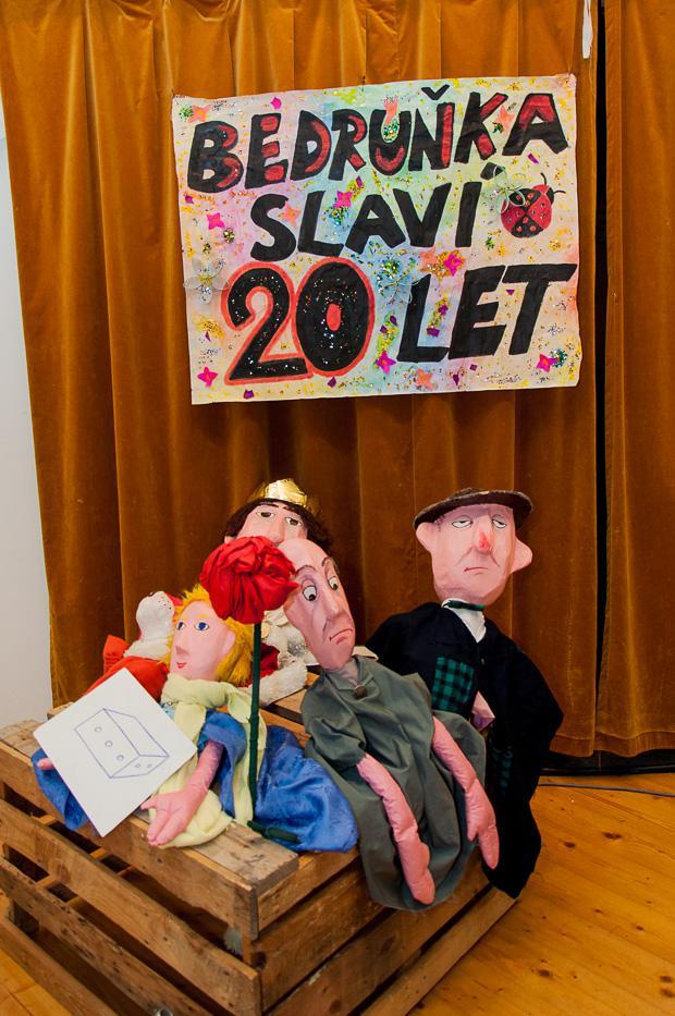 Z přehlídky loutkových divadel v Brně