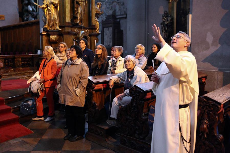 Komentovaná prohlídka Dominikánského kláštera a kostela sv. Jiljí