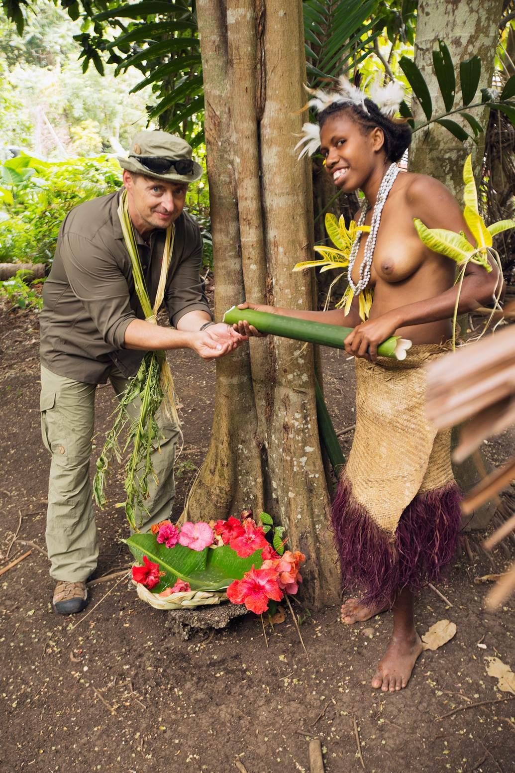 Útěk na Vanuatu
