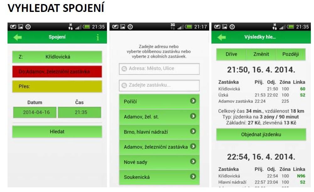 Aplikace IDS JMK Poseidon