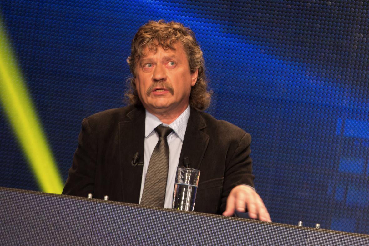 Lídr evropské kandidátky ČSSD Jan Keller