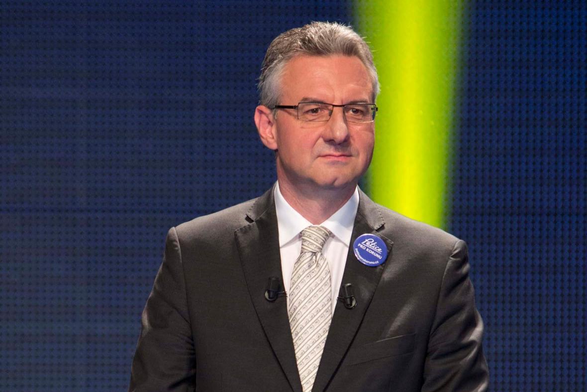 Lídr evropské kandidátky ODS Jan Zahradil