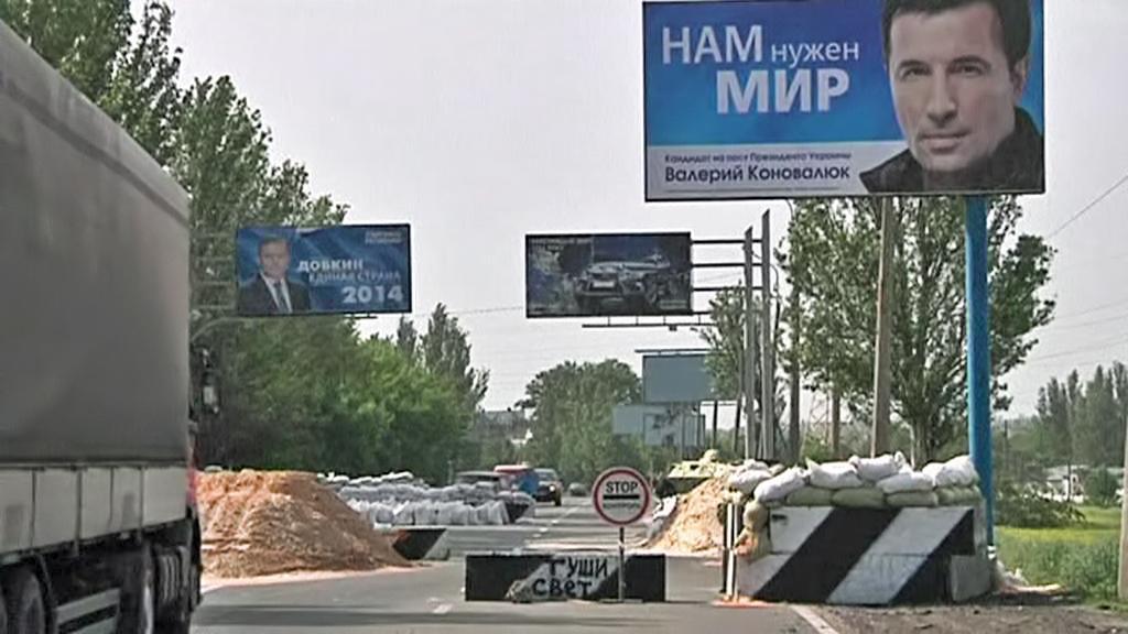Ukrajina se připravuje na prezidentské volby