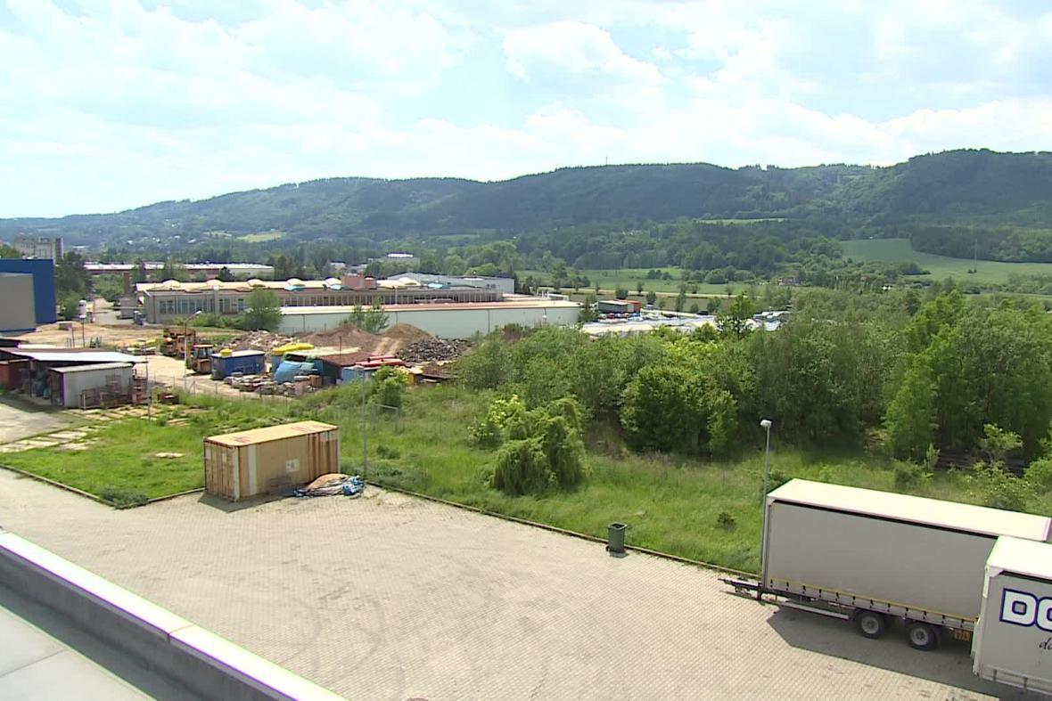 Blanenská průmyslová zóna