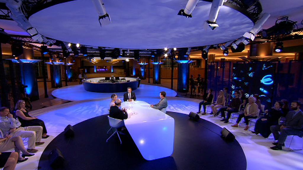 Speciální debata Uvnitř Evropy