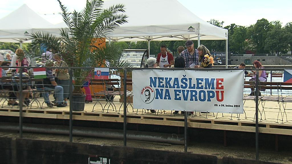Kampaň před volbami do EP