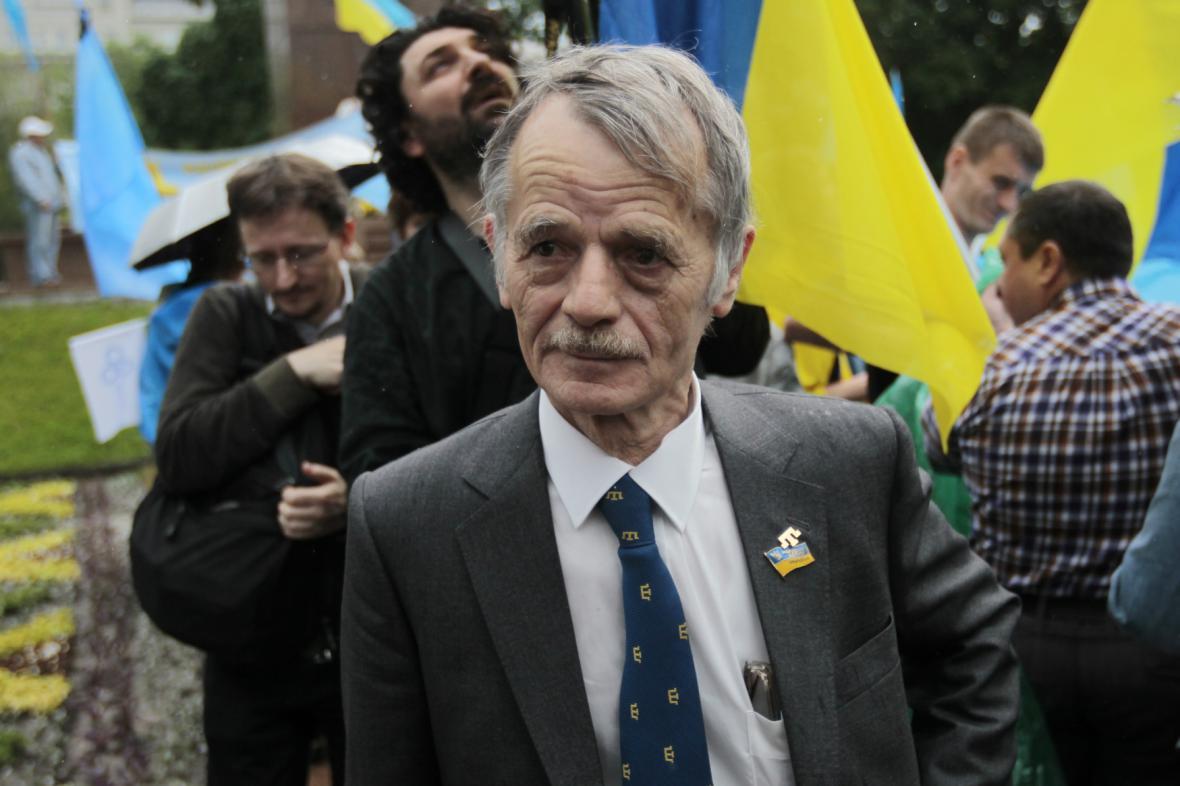 Mustafa Džemilev