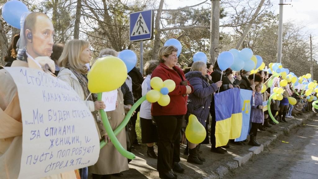 Tataři chtějí na Krymu mír